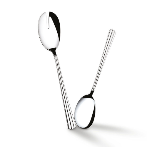 Newbridge Silverware Nova Two Piece Salad Set